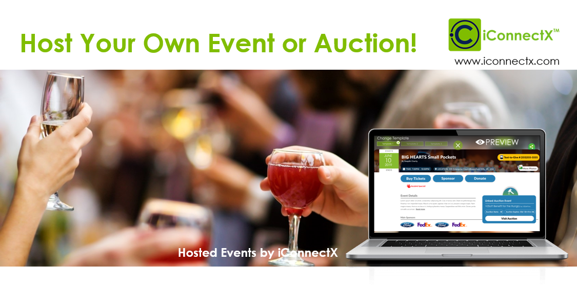 Hosted Events